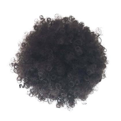 Aplique Coque Afro Micro, Fibra Orgânica, Cor 2