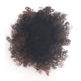 Aplique Coque Afro Micro, Fibra Orgânica, Cor 4