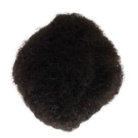 Aplique Coque Afro Ponytail, Fibra Orgânica, Cor 2