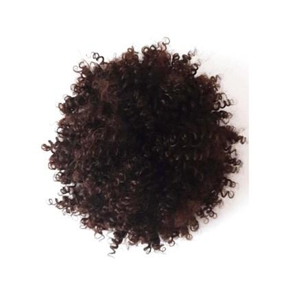 Aplique Coque Afro Puff, Fibra Orgânica, Cor 4