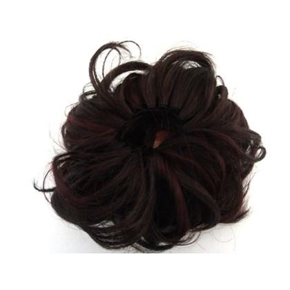 Aplique Tipo Xuxa de Cabelo Sintético, Abuse da criatividade e Incremente seus Penteados