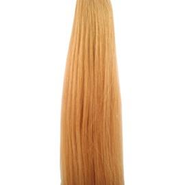 Cabelo Humano LISO Loiro Dourado - 60cm