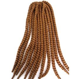 Fibra para Crochet Braid Cro-Havana Twist 2C-21 53cm,  Freedom