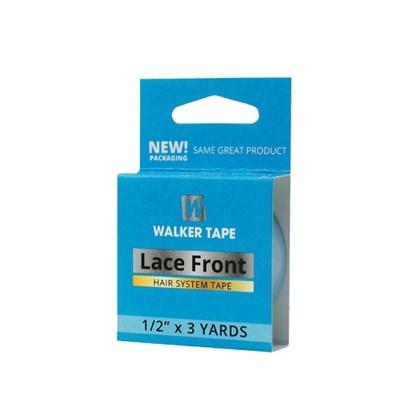 Fita Adesiva Lace Front Azul Aderência Forte 2,7m x 1,27cm