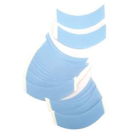 Fita Adesiva Lace Front Azul Aderência Forte Contours CC - 36 Peças