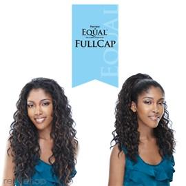 Fullcap Modelo Runway Girl, Fibra Longa Cacheada, Equal