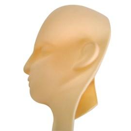 Máscara para Cabeça Emborrachada para Treino de Maquiagem - Refil