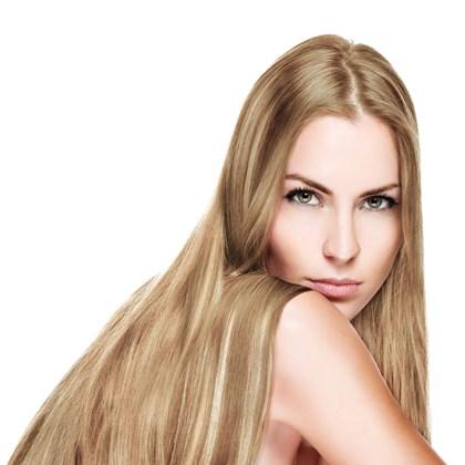 Mega Hair com Fita Adesiva, Cabelo Humano, Liso 55cm - Loiro 1301