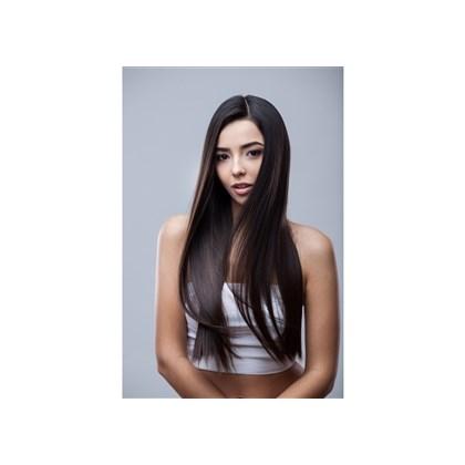 Mega Hair com Fita Adesiva de Cabelo Humano, Modelo Lhala Hair Cor 405E