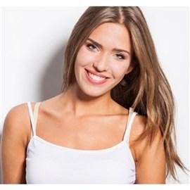 Mega Hair com Fita Adesiva de Cabelo Humano, Modelo Lhala Hair Cor M1301