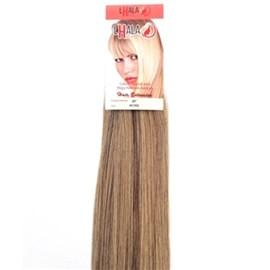 Mega Hair com Fita Adesiva de Cabelo Humano, Modelo Lhala Hair Cor M1302