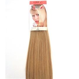 Mega Hair com Fita Adesiva de Cabelo Humano, Modelo Lhala Hair Cor M19A