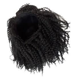 Peruca de Fibra Crochet Braid Modelo Straw Rod Twist Out, Feito a Mão, Freetress Equal