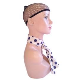 Touca Protetora Super Especial Deluxe Weaving CAP com furo, para Uso de Perucas, 1 Peça, Tamanho Úni